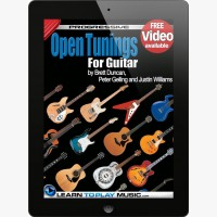 Open Tuning Guitar Lessons