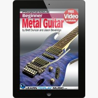 Metal Guitar Lessons for Beginners