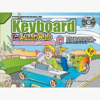 Progressive Keyboard for Little Kids - Supplementary Songbook C