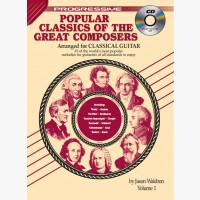 Progressive Popular Classics of the Great Composers - Volume 1