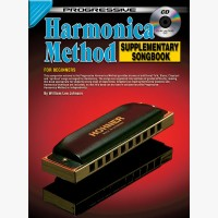 Progressive Harmonica Method - Supplementary Songbook
