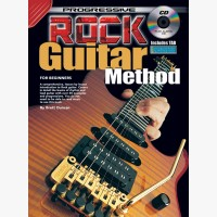 Progressive Rock Guitar Method
