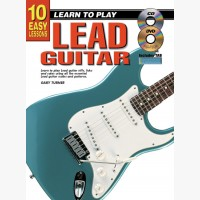 10 Easy Lessons - Learn To Play Lead Guitar