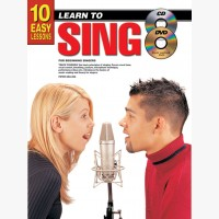 10 Easy Lessons - Learn To Play Learn to Sing