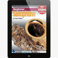 Saxophone Lessons for Beginners