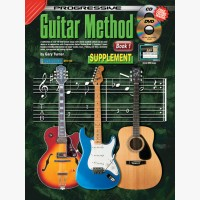 Progressive Guitar Method - Book 1 Supplementary Songbook