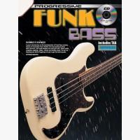 Progressive Funk Bass