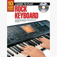 10 Easy Lessons - Learn To Play Rock Keyboard