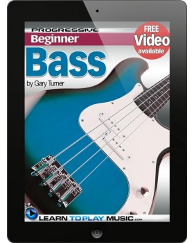 Bass Guitar Lessons for Beginners - Teach Yourself How to Play Bass Guitar (Free Video Available)